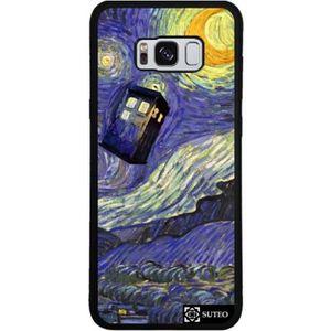 COQUE - BUMPER Coque Silicone pour Samsung Galaxy S8 Plus - La nu