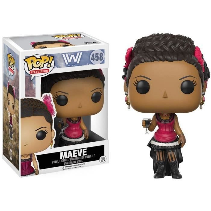 Figurine Funko Pop! Westworld : Maeve