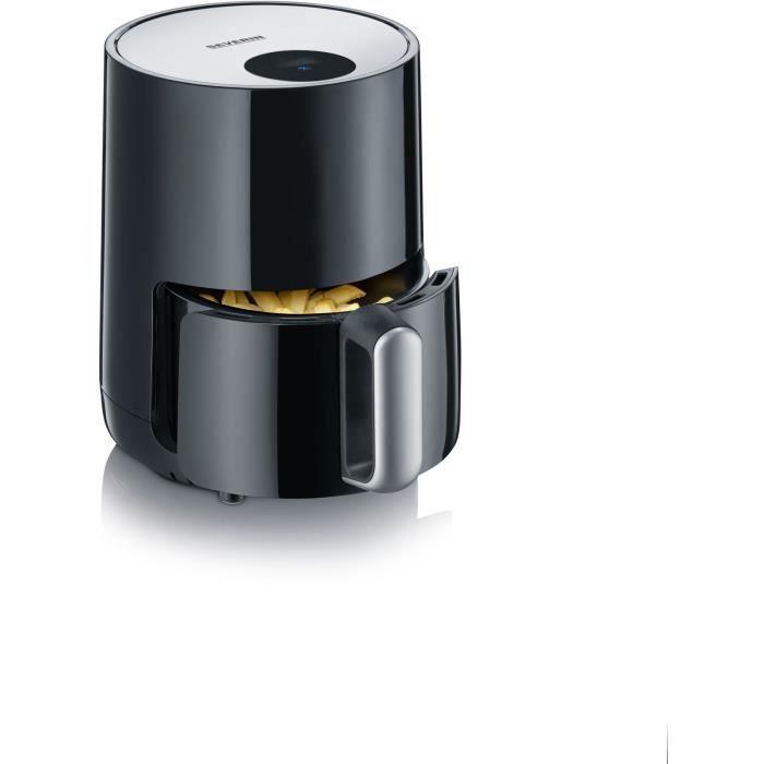 SEVERIN FR2455 Multicuiseur à air chaud ultra compact 1 -8L - Friteuse sans huile - température et t