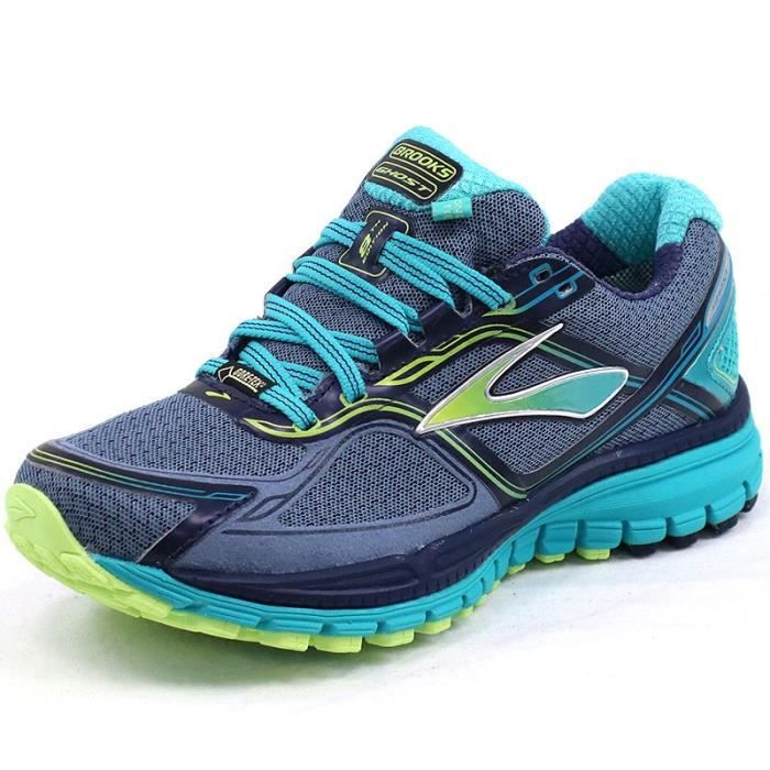 Brooks pas Running FilleFemme Ghost GTX Gris Chaussures Prix 8 86wHFYxq