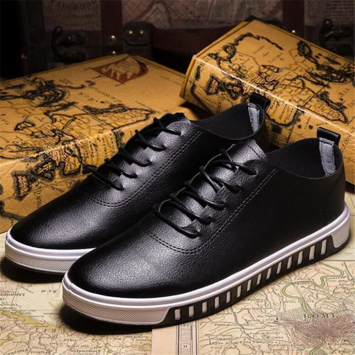 Qualité Taille noir De Luxe blanc Sneakers Hommes Marque Meilleure Nouvelle  Chaussures Grande Sneaker Jaune Arrivee Durable Awxf7Eq d443efc3799