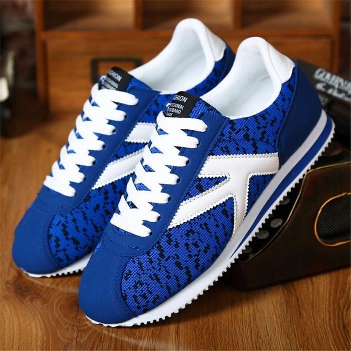 Homme Sneaker Qualité SupéRieure Chaussure Nouvelle Arrivee Cool Chaussure AntidéRapant Confortable 39-44