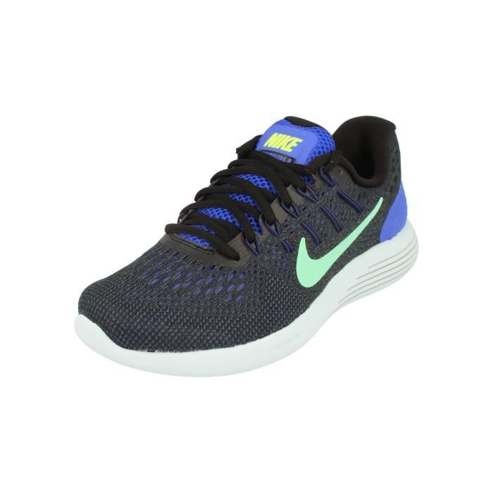 low priced ed155 27abf BASKET Nike Femme Lunarglide 8 Runing Trainers 843726 Sne