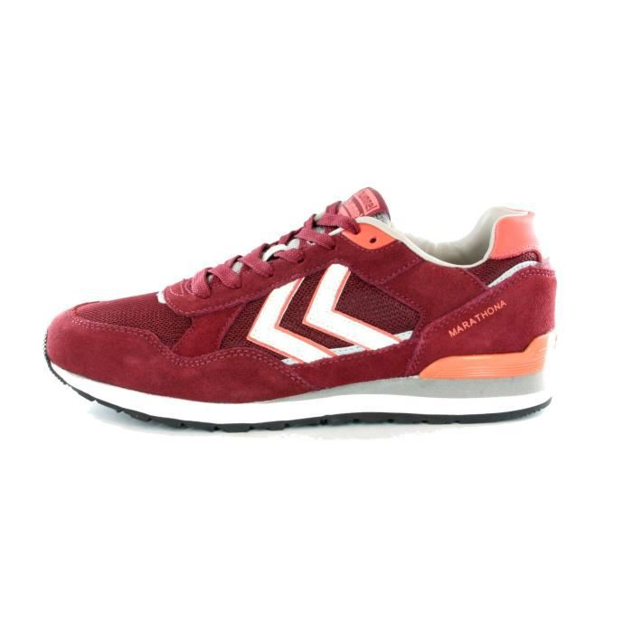 Running Pour De Chaussures Basses Baskets Mode Homme Casual Sport Marathona Retro Hummel Low Femme Et t7qxTF8w