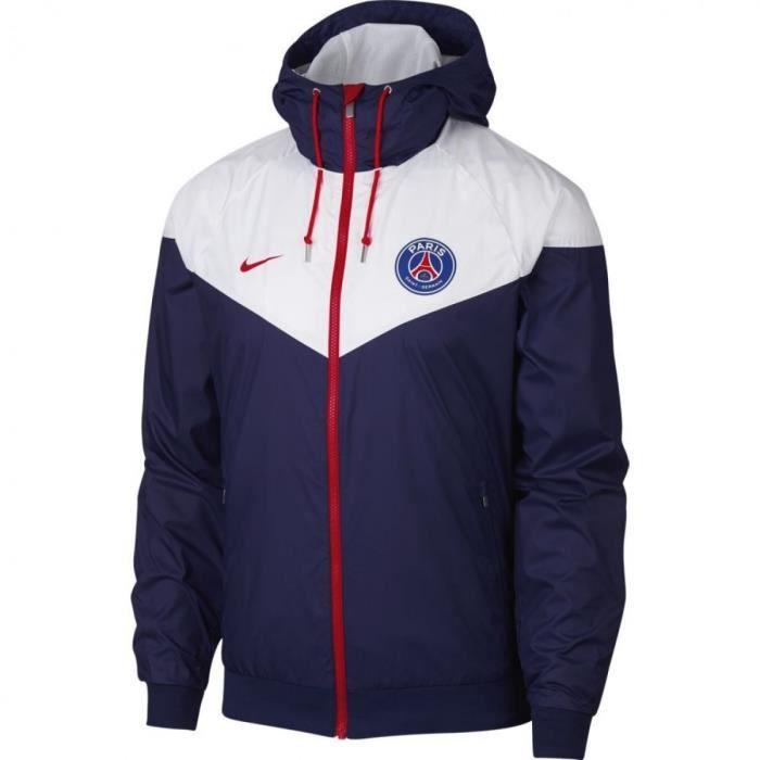 pas Paris Prix Windrunner Germain Nike Saint 892422 421 Veste xwZ86q5q