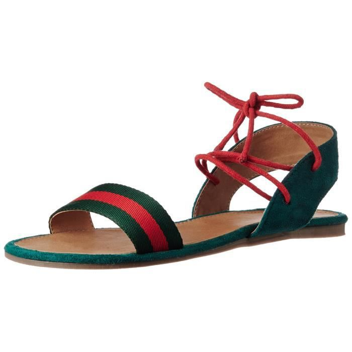 B5ma1 38 Fashion Women's Flats 7920 Taille Sandals vn8In