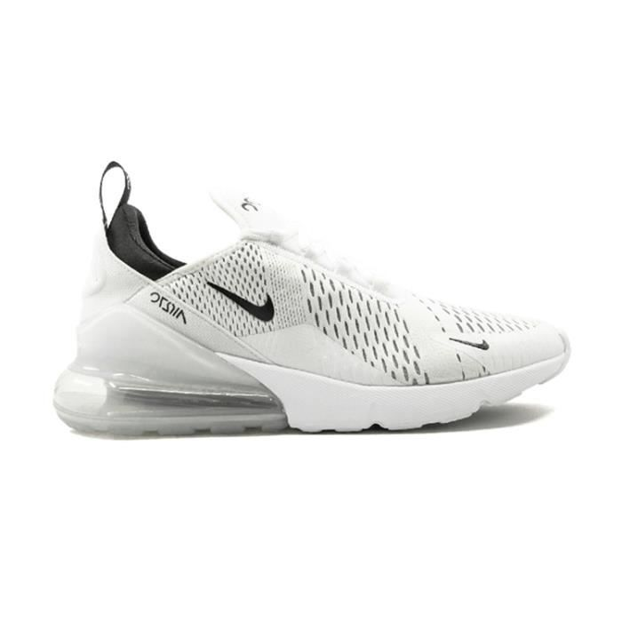 Max 270 Blanc Nike Chaussures Air Baskets De Noir Course 354qRALj