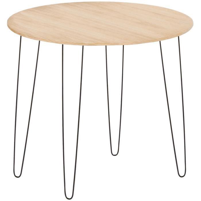 table chevet verre et metal achat vente pas cher. Black Bedroom Furniture Sets. Home Design Ideas