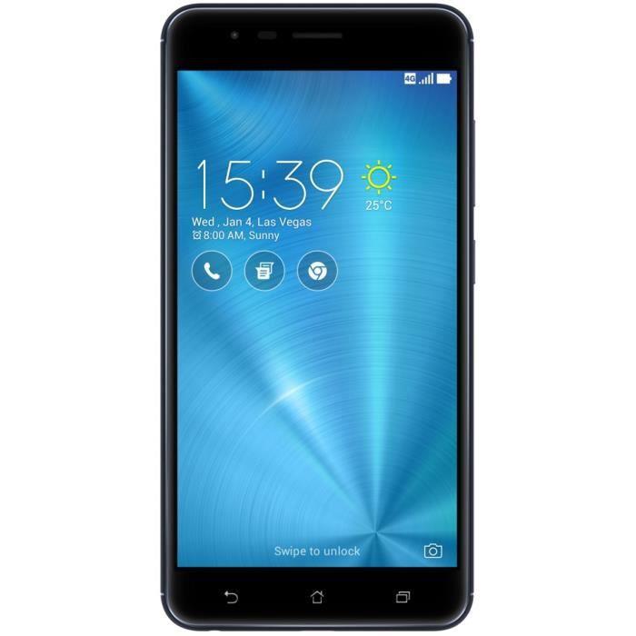ASUS Zenfone Zoom Noir 5,5'' 4G 128G