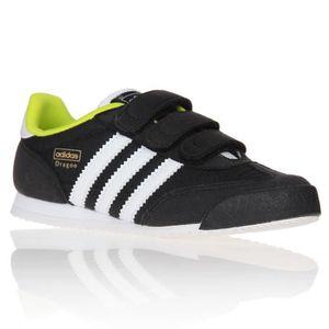 chaussure adidas dragon noir