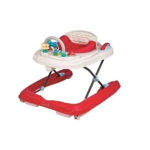 YOUPALA - TROTTEUR SAFETY 1ST Trotteur Pousseur Happy Step - Red Dots