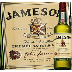 WHISKY BOURBON SCOTCH Jameson Premium (70cl)