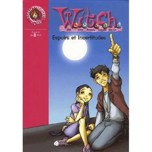 Livre 6-9 ANS Witch Tome 18