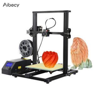 IMPRIMANTE 3D Aibecy CR-10S Imprimante 3D DIY Kit Auto-assemblag