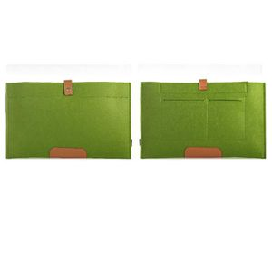 HOUSSE PC PORTABLE 13 Woolen Feutre Enveloppe Sacoche pour Ordinateur