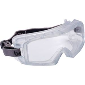 LUNETTE - VISIÈRE CHANTIER Bolle protection Lunettes masque de protection  ver d80b2e491c62