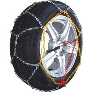 CHAINE NEIGE Chaine à neige Eco 9mm pneu 235-55R17 montage rapi