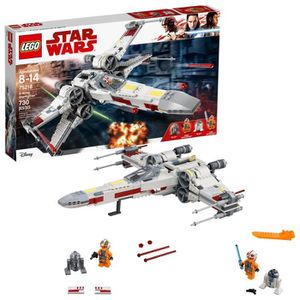 ASSEMBLAGE CONSTRUCTION LEGO Star Wars X-Wing Starfighter 75218 HDG5H