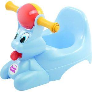 POT OKBABY Pot ergonomique Spidy - Ciel
