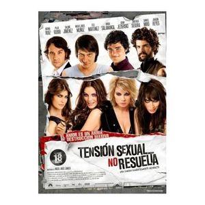 DVD FILM Tensión Sexual No Resuelta [Import espagnol]