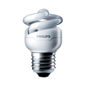 AMPOULE - LED ampoule fluocompacte philips tornado - e27 - 5w -