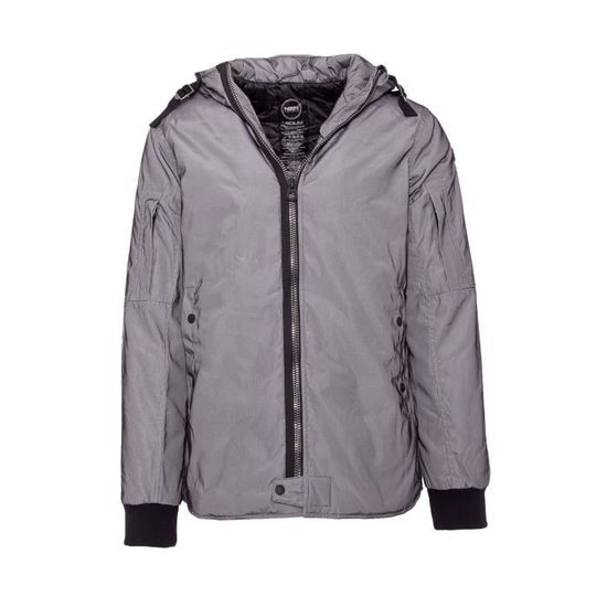 Zone Rudy17grey Polyester Gris Homme No Blouson dqHE1w