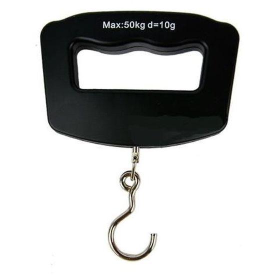 Balance électronique Digital Hook dynamomètre max 50 kg
