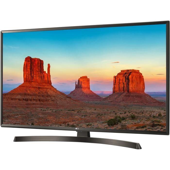 LG 43UK6470 TV LED 4K 43\