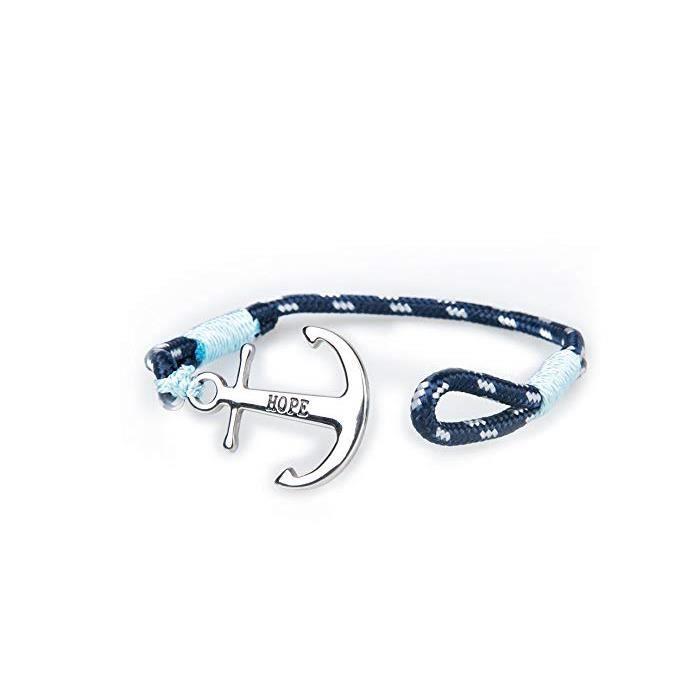 Infinity Love Hope Bracelet Strass Puzzle Piece bracelets pour Femmes Hommes