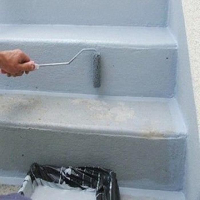 Peinture Sol Ciment 25Kg Gris Béton 7023 - Cmn-25-7023 - Achat