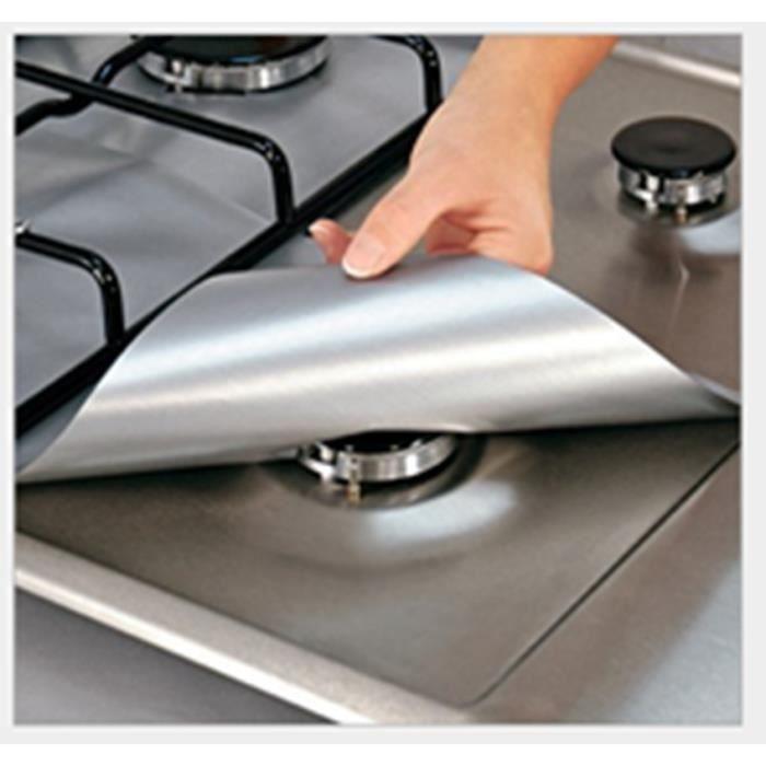 CUISINIÈRE - PIANO 8-Pack gaz Gamme protecteurs et cuisinière protect