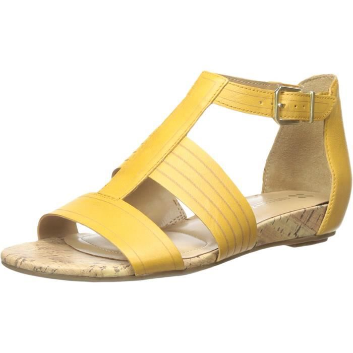 Naturalizer Sandale de gladiateur à la longue femme PCTLP