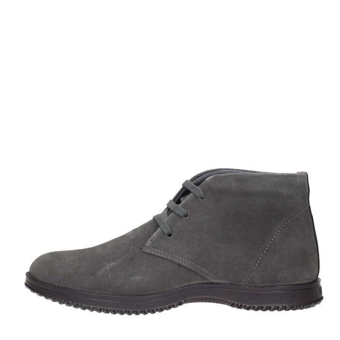 41 shoes amp;co Igi Homme ankle Foncé Lace Gris a4wBPpq