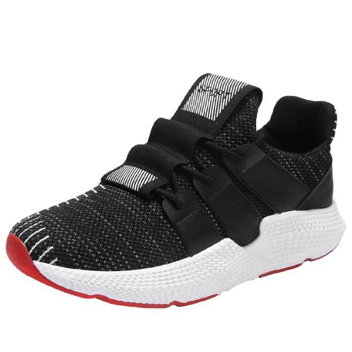 Outdoor Chaussures Homme Sport Respirant Basket Sneakers Running Mode RAL5j4