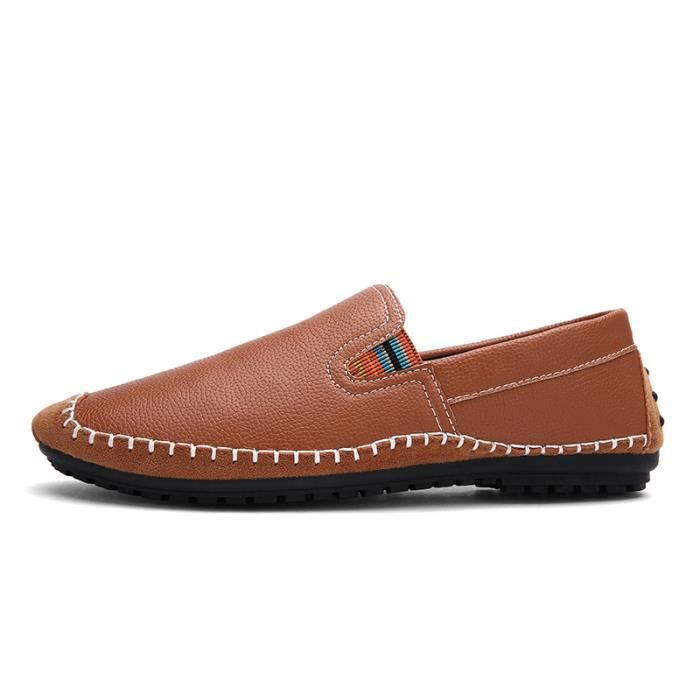 Bateaux Boat Chaussures Homme Chaussures Respirantes KIANII® Yz8e7n