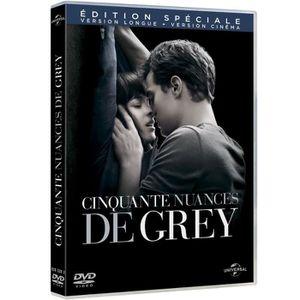 DVD FILM DVD Cinquante nuances de Grey
