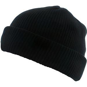 fa3f31291f87 BONNET - CAGOULE Seattle - Bonnet laine homme Noir