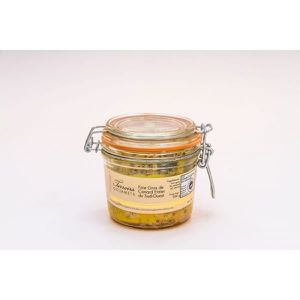 FOIE GRAS Foie gras de canard entier TG 300g