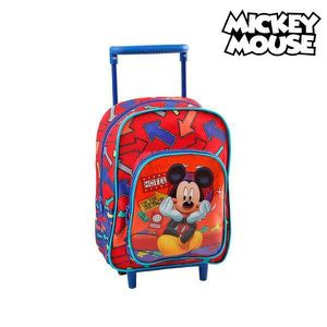 CARTABLE Cartable à roulettes Mickey Mouse 1834