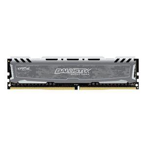 MÉMOIRE RAM BALLISTIX Mémoire PC Sport LT Gris - DDR4 - 16GB -