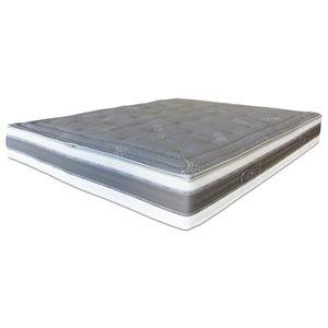 MATELAS Baldiflex, Matelas 80x200 cm, Silver Grey, Mousse