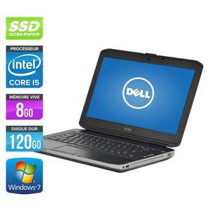 ORDINATEUR PORTABLE Pc portable Dell E5430 - Core i5-3320M 2,6GHz -8Go
