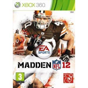 JEU XBOX 360 Madden NFL 12 (Xbox 360) [UK IMPORT]