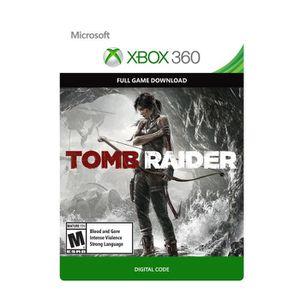 JEU XBOX 360 À TÉLÉCHARGER Tomb Raider Jeu Xbox 360 à télécharger
