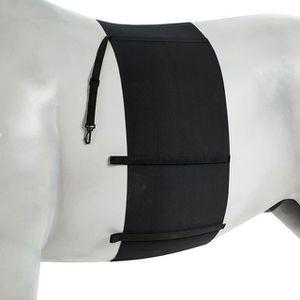 LAISSE - ACCOUPLE HORZE Sangle élastique sous-ventrière pour chevaux