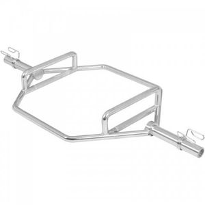 BARRE POUR TRACTION Trap - Shrug Barre hexagonal Olympique 50mm