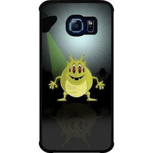 COQUE - BUMPER Coque pour Samsung Galaxy S6 EDGE (SM-G925) - Spac