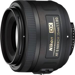 OBJECTIF Objectif AF-S DX Nikkor 35 mm f/1.8 G