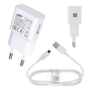 CHARGEUR TÉLÉPHONE Chargeur Rapide USB Original 1,5A + Câble Pour SAM