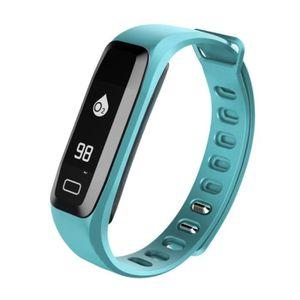 BRACELET D'ACTIVITÉ Bracelet connecté 0,86 pouces OLED écran tactile S
